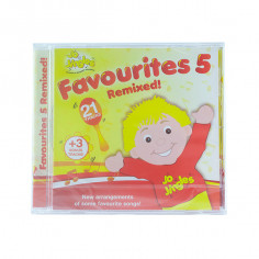 Favourites 5 Remixed CD