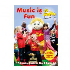 Music is Fun with Jo Jingles DVD