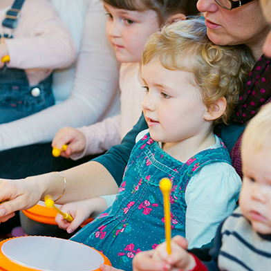 Jo Jingles Tunbridge Wells Childrens Music Singing Movement - Children's birthday parties tunbridge wells